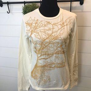 prAna Long Sleeve Graphic T Shirt